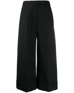 Укороченные брюки широкого кроя Simone rocha