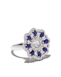 золотое кольцо Happy Diamonds Chopard