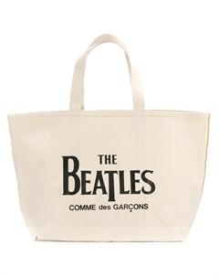 Сумка тоут Beatles The beatles x comme des garçons
