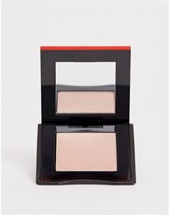 Рассыпчатые румяна Inner Glow CheekPowder Inner Light 01 Фиолетовый Shiseido