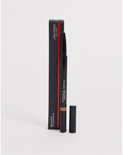 Карандаш для бровей InkTrio Taupe 02 Коричневый Shiseido