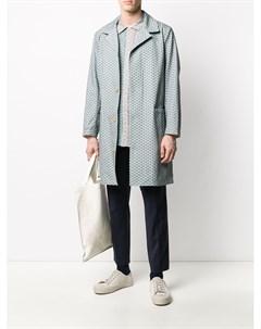 Пальто с цветочным принтом By walid