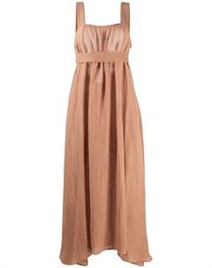 Платье Assiout с открытой спиной Le kasha