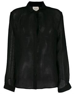 Блузка Sanbu с длинными рукавами Le kasha