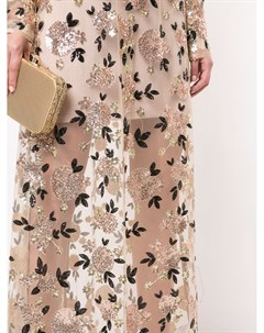 Платье макси Soiree с пайетками Macgraw
