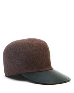 Фетровая кепка High
