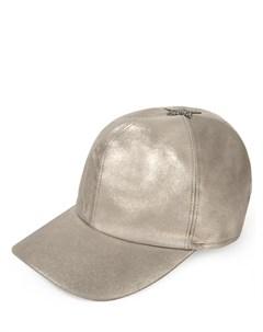 Кожаная кепка Lorena antoniazzi