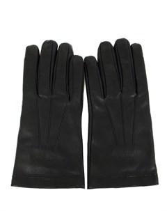 Перчатки кожаные Etro
