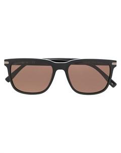 солнцезащитные очки L898S в квадратной оправе Lacoste