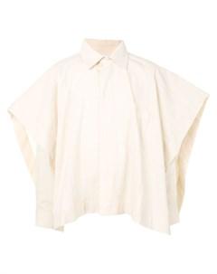 Многослойная рубашка оверсайз Hed mayner