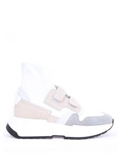 Комбинированные кроссовки Mm6