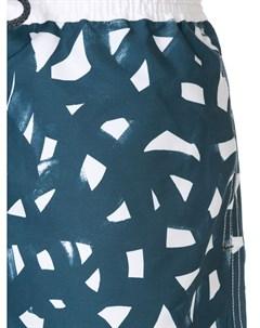Плавки шорты с принтом Venroy