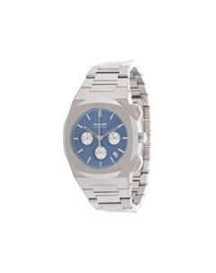 наручные часы Chronograph Ionic Blue 41 5 мм D1 milano