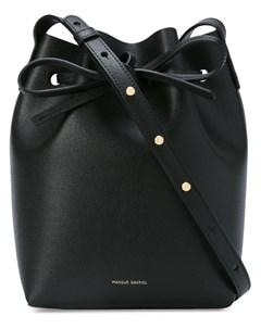 Мини сумка модели ведро Mansur gavriel