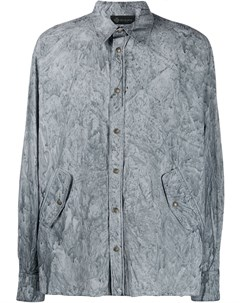 рубашка с декоративным покрытием Mr & mrs italy