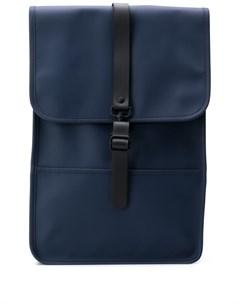 рюкзак с закругленным верхом Rains