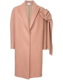Однобортные пальто Delpozo