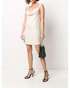 Платье с пайетками Misha collection