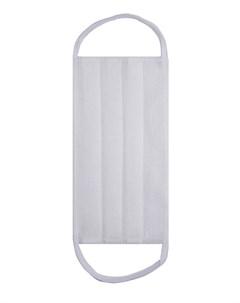 Маска медицинская трехслойная белый 10 шт Avemod