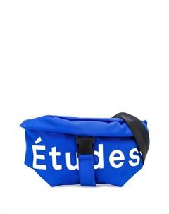 Поясная сумка с логотипом Études