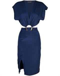 Декорированное платье Kerr Haney