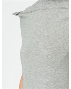 Расклешенное платье с заниженной талией Aalto