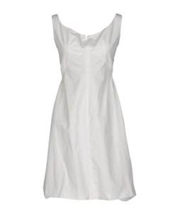 Короткое платье Boule de neige
