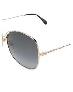 Солнцезащитные очки в массивной оправе Givenchy eyewear