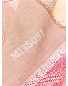 Платок с абстрактным принтом Missoni