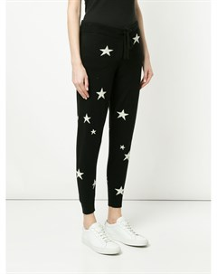 Спортивные брюки со звездным узором Chinti & parker