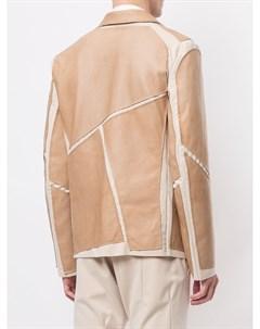 Куртка в технике пэчворк Sulvam
