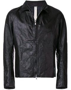 Кожаная куртка классического кроя A diciannoveventitre
