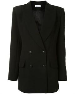 Двубортный приталенный пиджак Maticevski
