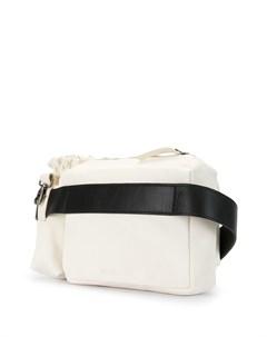 Поясная сумка с накладными карманами Ann demeulemeester