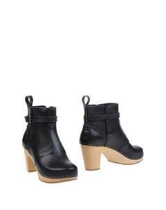 Полусапоги и высокие ботинки Swedish hasbeens