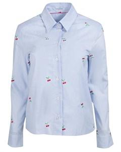 Хлопковая рубашка Van laack
