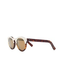 Солнцезащитные очки в круглой оправе Illesteva