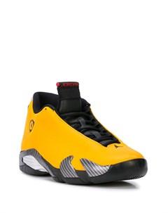 Кроссовки 14 Retro Reverse Ferarri Jordan