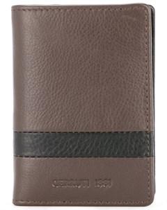 Бумажник с полосками Cerruti 1881