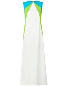 Вечернее платье без рукавов Talbot runhof