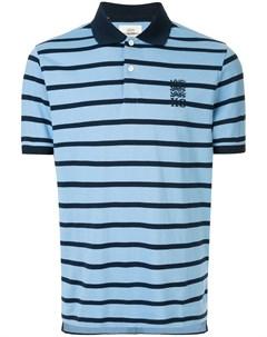 Рубашка поло в полоску Kent & curwen