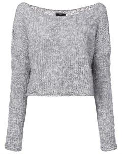Укороченный свитер Voz