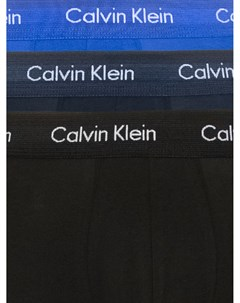 Комплект из трех боксеров с логотипом Calvin klein underwear