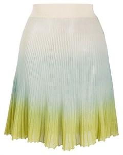 Трикотажная юбка Helado с эффектом градиента Jacquemus