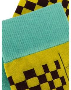 Носки в стиле колор блок Asics