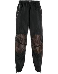 Спортивные брюки с кулиской Marcelo burlon county of milan