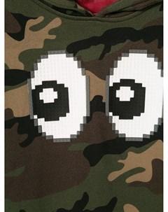 Худи Eyez с камуфляжным принтом Mostly heard rarely seen 8-bit