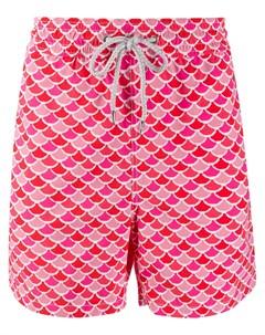 Плавки шорты с принтом Love brand