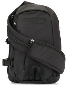 сумка на плечо с логотипом Stella mccartney