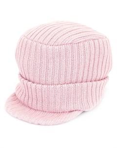 трикотажная кепка в рубчик Undercover